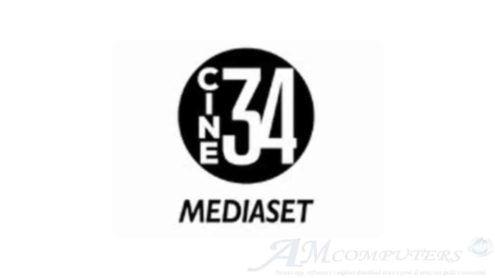 Nuovo canale Mediaset Cine34: Sul Digitale Terrestre