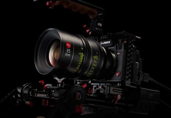 Panasonic Presenta la Fotocamera Lumix S1H