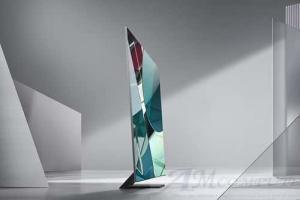 Samsung Q950TS Ufficiale TV 8K con AV1 e senza cornici
