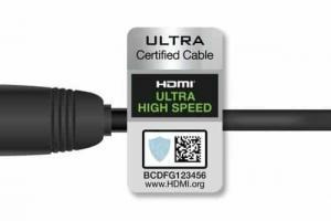 Certificazione Anticontraffazione per i cavi HDMI 2.1