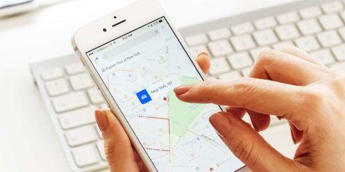 Google Maps Traccia e Archivia i nostri spostamenti