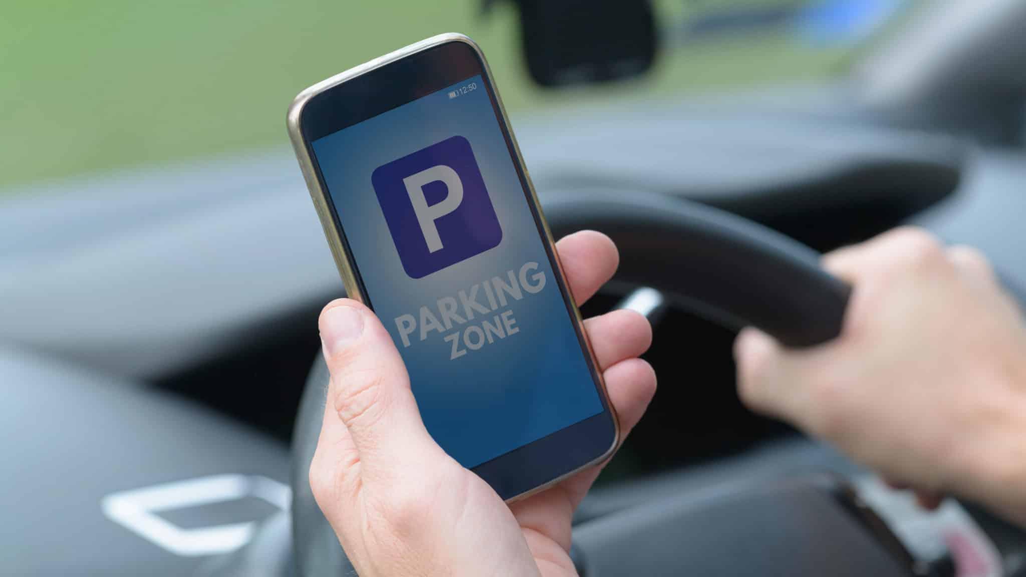Una delle migliori app per trovare Parcheggio