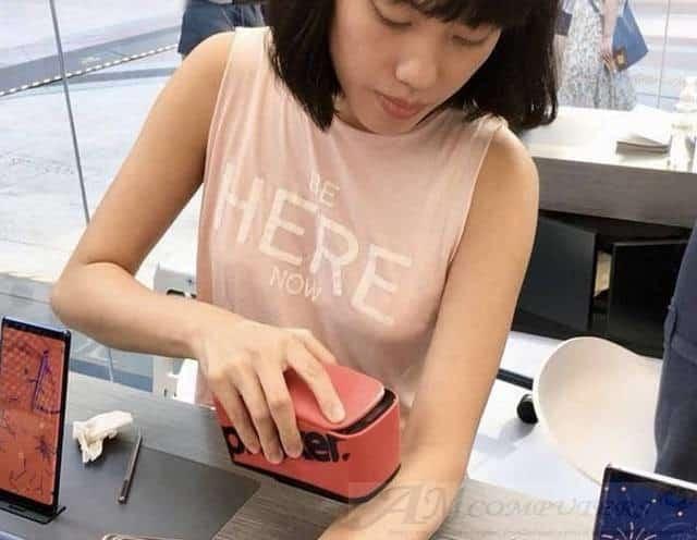 Prinker la Stampante portatile che crea Tatuaggi
