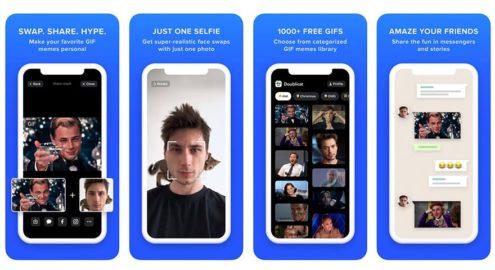 Doublicat app che genera deepfake