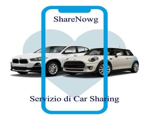 ShareNow il nuovo Servizio di Car Sharing