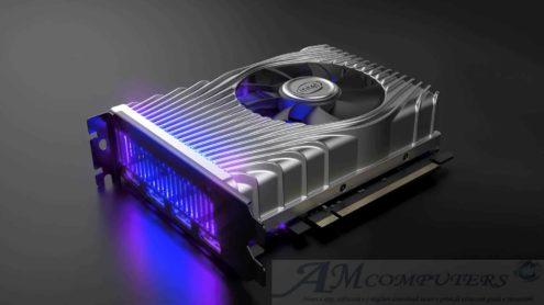 Intel presenta DG1 la sua prima scheda video dedicata