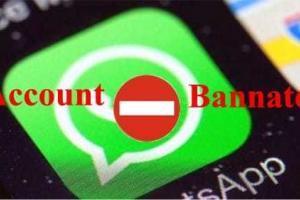 Account Bannato su WhatsApp ecco cosa significa