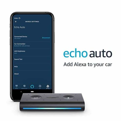 Amazon Echo Auto dispositivo intelligente per renderla smart