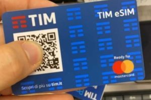 Come attivare una eSim Card, le nuove schede telefoniche
