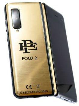 Escobar Fold 2 smartphone pieghevole lowcost