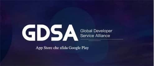 I Colossi Cinesi della Tecnologia sfidano Google Play