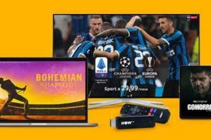 NowTv Film e serie Tv in Live Streaming