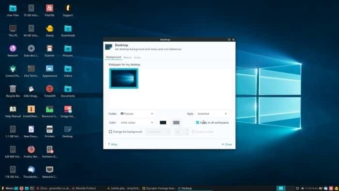 Windows 12 Lite Sistema Operativo basato su Linux
