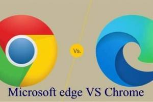 Microsoft edge VS Chrome Test confronto tra i Browser