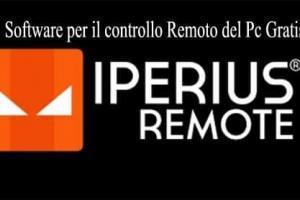 Iperius: il Software per il controllo Remoto del Pc Gratis