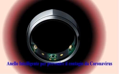 Anello Intelligente per prevenire il contagio da Coronavirus