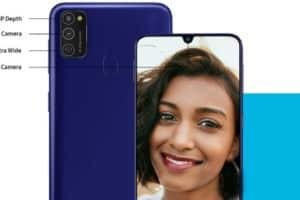 Samsung Galaxy M21 Smartphone con super batteria