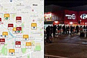 Code nei Supermercati: le App per evitare la fila in tempo reale