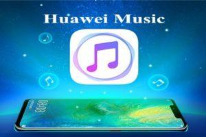 Huawei Music app per ascoltare musica in streaming