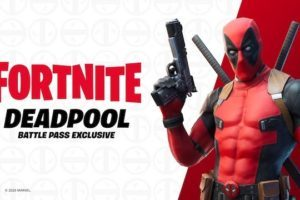 Fortnite arriva il mercenario Deadpool