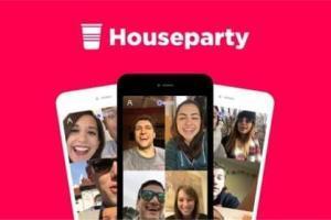 Houseparty: app per Videochiamata di Gruppo