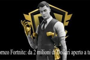 Torneo Fortnite: da 2 milioni di Dollari aperto a tutti