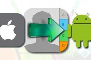 Come Trasferire Rubrica Foto e App da iPhone a Android