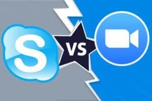 Zoom VS Skype confronto software per videochiamate