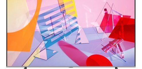 Samsung Q64T Smart TV QLED Ultra HD 2020