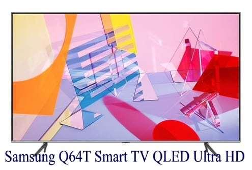 Samsung Q64T Smart TV QLED Ultra HD Dual Led