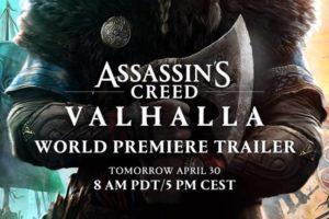 Assassin's Creed: Valhalla nuovo capitolo del Gioco