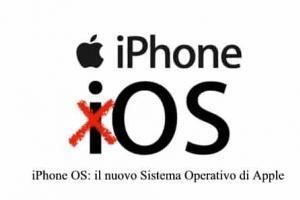 iPhone OS: il nuovo Sistema Operativo di Apple