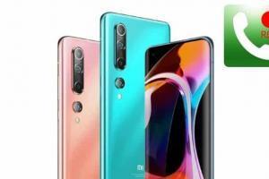 Xiaomi arrivano le registrazioni delle chiamate sui Device
