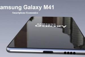 Samsung Galaxy M41 Smartphone Economico