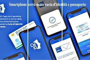 Smartphone verrà usato come carta d'identità e passaporto